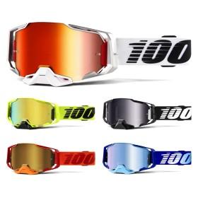 100% Armega Crossbrille Extra verspiegelt