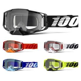 100% Armega Crossbrille klar
