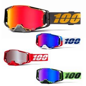 100% Armega Crossbrille HiPER verspiegelt