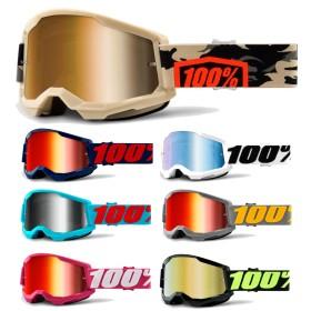 100% Strata 2 Crossbrille Graphic verspiegelt