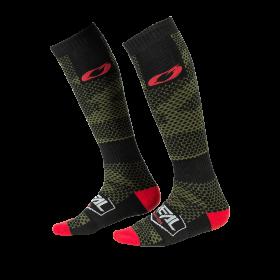 Oneal Pro MX Covert Socken schwarz grün