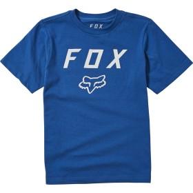 Fox LEGACY MOTH Kids T-Shirt SS blau
