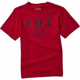 Fox LEGACY MOTH Kids T-Shirt SS rot