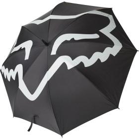 Fox Track Regenschirm schwarz OS