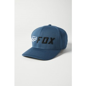 Fox APEX Flexfit Cap blau