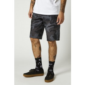 Fox Essex Short Tech Print schwarz camo