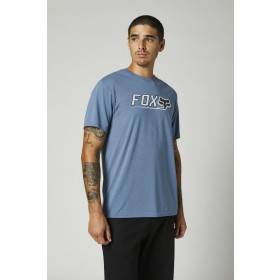 Fox CNTRO Tech T-Shirt SS blau