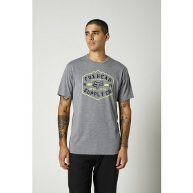 Fox BACKBONE Tech T-Shirt SS grau
