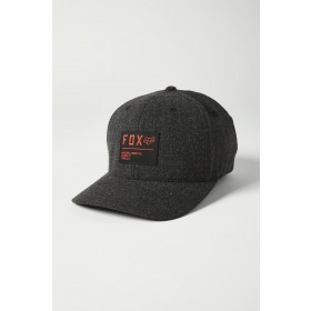 Fox NON STOP Flexfit Cap schwarz