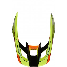 Fox V2 Leen Helmschirm