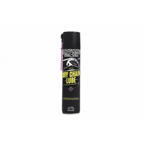Muc-Off DRY PTFE Kettenspray 400 ml (1L/29,88€)