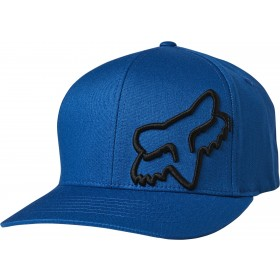 Fox FLEX 45 Flexfit Cap blau