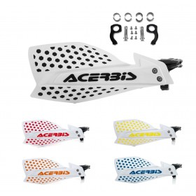 Acerbis Handprotektoren X-Ultimate Color weiss