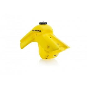 Acerbis Benzintank für Suzuki gelb