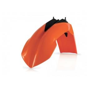 Acerbis Front Kotflügel für KTM SX 07 orange