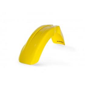 Acerbis Front Kotflügel für Suzuki & Kawasaki gelb
