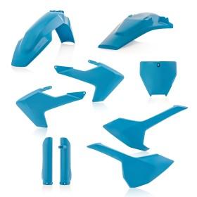 Acerbis FULL Plastiksatz Kit TC/FC 16 NO TC 250 16 blau