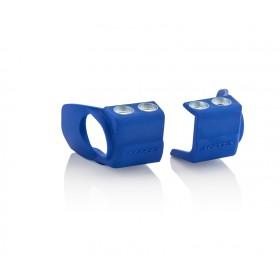 Acerbis Gabelfussprotektor für Yamaha blau