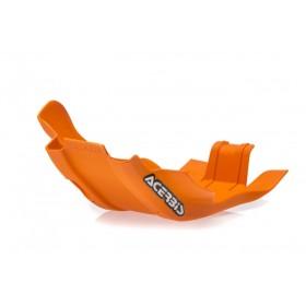 Acerbis Motorschutz Skid Plate EXC 250/300 2017 orange 2