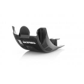 Acerbis Motorschutz Skid Plate für Honda CRF450R 2017 schwarz