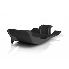 Acerbis Motorschutz Skid Plate für KTM EXC 250/300 schwarz