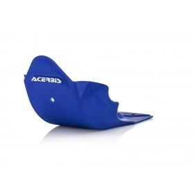 Acerbis Motorschutz Skid Plate für Yamaha YZF 450 2018 blau