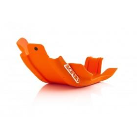 Acerbis Motorschutz Skid Plate FE250/350 EXC-F250/350 17/ orange 2