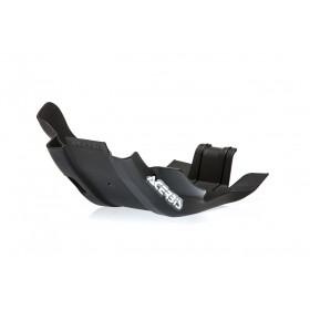 Acerbis Motorschutz Skid Plate SX-TC 250 2017 schwarz