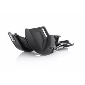 Acerbis Motorschutz Skid Plate SX125-TC125-TE125 schwarz