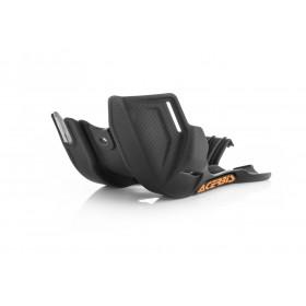 Acerbis Motorschutz Skid Plate SX85 - TC85 schwarz