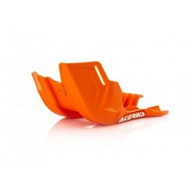 Acerbis Motorschutz Skid Plate SX85 2018- TC85 2018 orange 2