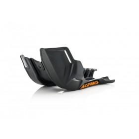 Acerbis Motorschutz Skid Plate SX85 2018- TC85 2018 schwarz