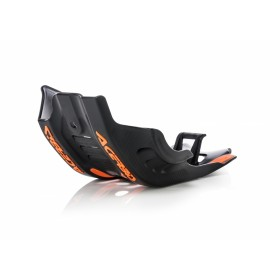 Acerbis Motorschutz Skid Plate SXF/FC 450 19 schwarz orange
