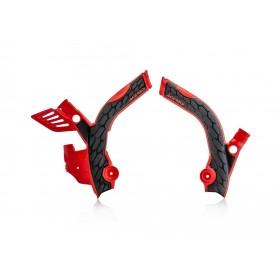 Acerbis Rahmenschützer X-GRIP BETA RR 2T 2018 rot schwarz