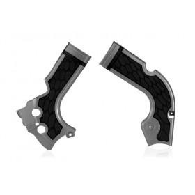 Acerbis Rahmenschützer X-GRIP CRF 450 13 silber