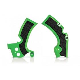 Acerbis Rahmenschützer X-GRIP KAW KXF grün