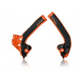 Acerbis Rahmenschützer X-GRIP SX85 - TC85 2018 orange 2
