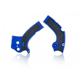 Acerbis Rahmenschutz YZF250 17 / YZF450 16-17 blau