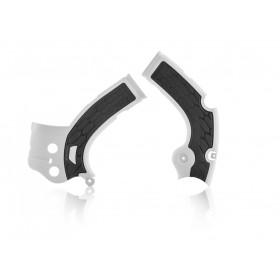 Acerbis Rahmenschutz YZF250 17 / YZF450 16-17 weiss