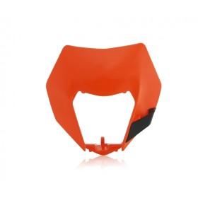 Acerbis Scheinwerfermaske für KTM EXC/EXCF 14/16 orange