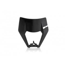 Acerbis Scheinwerfermaske für KTM EXC/EXCF 17 schwarz