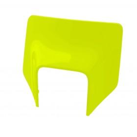 Acerbis Scheinwerfermaske HUSQ FE/TE 17/18 neon gelb