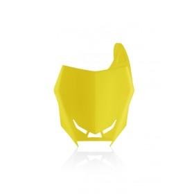 Acerbis Startnummerntafel für Suzuki RMZ 450 2018 gelb
