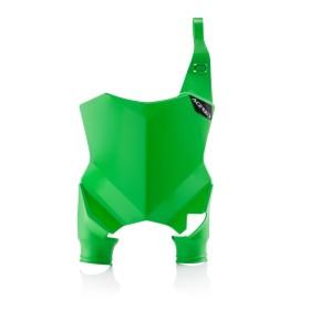 Acerbis Startnummerntafel RAPTOR für Kawasaki grün