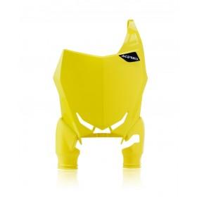 Acerbis Startnummerntafel RAPTOR RMZ 450 18 gelb