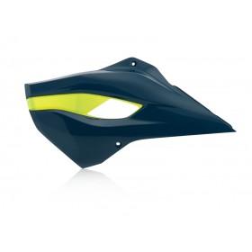 Acerbis Tankspoiler DX SX für Husqvarna 2014 blau gelb