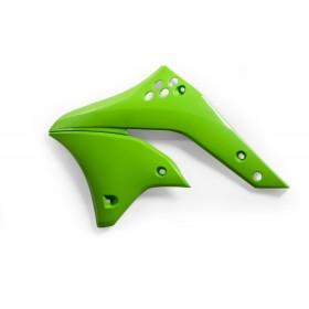 Acerbis Tankspoiler für Kawasaki. KXF 250 06-08 grün