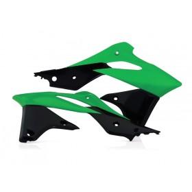 Acerbis Tankspoiler für Kawasaki KXF 250 2013 grün schwarz