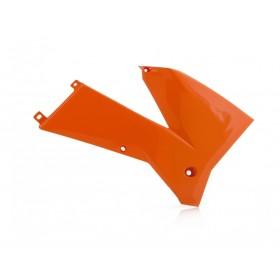 Acerbis Tankspoiler für KTM orange