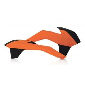 Acerbis Tankspoiler für KTM SX SXF 2013 orange schwarz